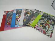 Lot Of 5 Deathmate Comic Image Red Blue Black Yellow Prologue