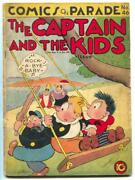 Comics On Parade 46 1944- Captain And The Kids G