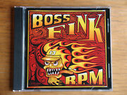 Boss Fink - R.p.m. Double Crown Hot Rod Instro Surf Cd