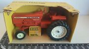 Ertl Allis Chalmers One Ninety Xt 1/16 Diecast Farm Tractor Replica Collectible