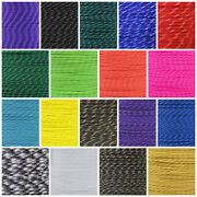 Paracord Planet 550 Glow In The Dark Paracord - Many Colors - 250 Or 1000 Feet