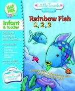 Little Touch Leap Pad Rainbow Fish 1, 2, 3