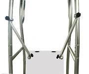 Dolphin T Top Vertical Brace Standoff Kit In Pair