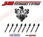 Genuine Oem Ford Hpfp Cp4 And Injector Set For 11-14 Ford 6.7l Powerstroke