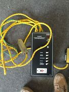 Boat Marine Paneltronics Ac 6 Position Breaker Panel And Main W Wires - Used