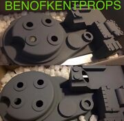 Ghostbusters Proton Pack Shell/ With N-filter And Holes Cut/bumper/trap Kit