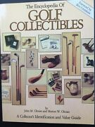 Golf Golf Books 5 Books - Learn About Golf Antiques And Collectables