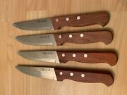 The Pioneer Woman Rosewood Steak Knives Set Of 4 Replacements Cutlery