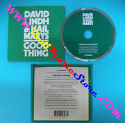 Cd Single David Lindh And Hail Marys Good Things Razzia009 2004 Cardsleeve S28