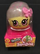 New In Box Shopkins Squeezkins Cupcake Queen Toy Brand New Rare