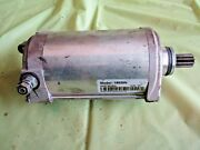 2000-2007 Bombardier Ds650 Ds 650 Quad Electric Engine Starter Motor 00-07