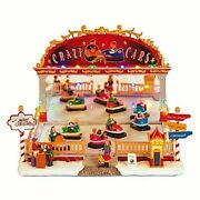 Musical 6 Melodies Christmas Bumper Cars With 5 Auto That U Urtano And Led 59089
