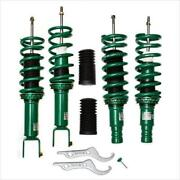 Tein Fits 92-95 Civic Eh2/eh3 / 93-97 Del Sol Eg1 Street Advance Z Coilovers