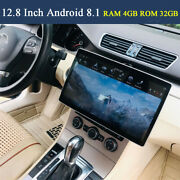 12.8 Android9.0 2din 1080p Car Stereo Radio Gps Player 4+32gb For Toyota Suzuki