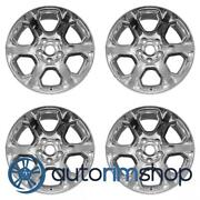 New 20 Replacement Wheels Rims For Dodge Ram 1500 2013-2016 Set Clad