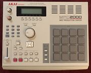 Akai Mpc 2000 .collectors Item.rare.one Of A Kind.own A Piece Of Music History