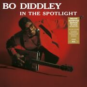 Bo Diddley - In The Spotlight - Deluxe Gatefold 180g Vinyl Lp - New And Sealed