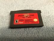 Jackie Chan Adventures Legend Of The Dark Hand Nintendo Gameboy Advance Gba Game