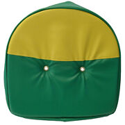 Green And Yellow Tractor Pan Seat Cover Universal Fits Ford Fits John Deere Fits