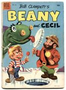 Beany And Cecil - Four Color Comics 635 1954 G