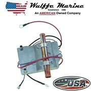 Water Cooled Voltage Regulator For Mercruiser 3.7l Lx 470 194-9502 99502a 4 9 12