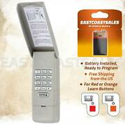 For Liftmaster Sears Garage Door Keyless Entry Keypad 977lm Opener 971lm 973lm