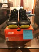 Ds Nike Air Foamposite One Sz 12 314996 003 Cactus Royal Galaxy Paranorman Db