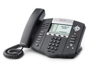 Polycom Soundpoint Ip 650 Business Phone 2201-12630-001 Faulty