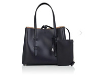 Alaia Tote With Cross Body Grommel Eyelit Strap W Tags