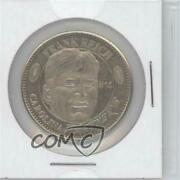 1996 Pinnacle Mint Collection Coins Nickel Frank Reich 29