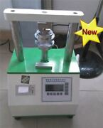 New With Printing Function Strength Tester 220v Intelligent Cardboard Mx
