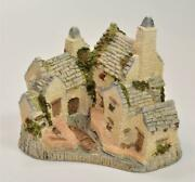 Vintage 1983 David Winter Fishermans Wharf Cottage Figurine The Main Collection