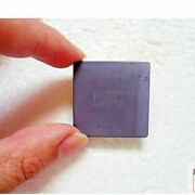 Anique Old Cpu Intel Cg80286-6 C For Collection