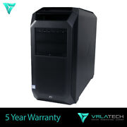 Hp Z8 G4 Build Your Own Workstation Silver 4112 4 Core 2.60 Ghz Win10 Pro