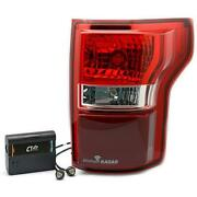 Cub For 2015-2017 Ford F-150 Integrated Tail Lights Blind Spot Detection System