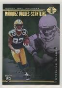 2018 Panini Illusions Trophy Collection Green /99 Sterling Sharpe 27 Rookie