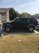 2002 Isuzu Rodeo 130000miles Blk Very Clean. Back Left Window Want Let Down