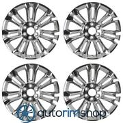 New 22 Replacement Wheels Rims For Chevrolet Tahoe Silverado 1500 2014-2019 ...