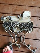 88454 Electrical Mounting Plate 1973-84 Mercury 115hp W/ Coils