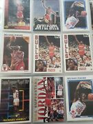 90and039s Basketball Cards Big Book. Rare And Lots Of Rookies.