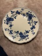 Fine China Japan Royal Meissen Bread And Butter Plate 6 5/8