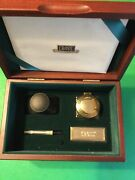 A.t. Cross 150 Anniversary Gold Fountain Pen Limited Edition Vintage