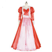 Hot Movie Miranda The First Princess Sofia Sophia Queen Dress Cosplay Costume