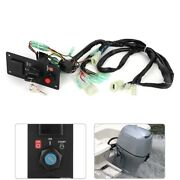 06323-zz5-764 Engine Brp Ignition Cut Off Switch And Keys For Honda Outboard Os3