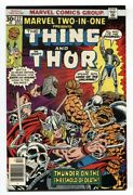 Marvel Two-in-one 22 Thing-thor 1977 Nm-