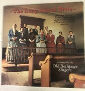 Old Bethpage Singers Lp The Long Island State 19th Century Old Time Music Sealed