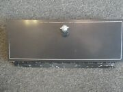 Boat Marine Glove Box Door Hatch Cover With Wood Interior - King Cobra - Used