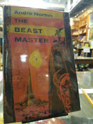 Andre Norton / The Beast Master Collectible Scifi First Edition 1959