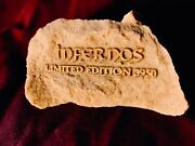 Infernos Limited Edition Enchantica Nameplate Stone 3950