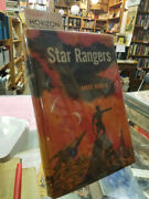 Andre Norton / Star Rangers Collectible Scifi Signed 1st Edition 1953